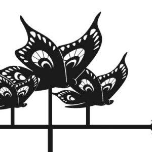 Флюгер Бабочки