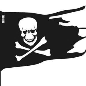 Флюгер Пиратский Флаг