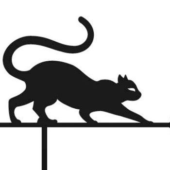 Флюгер Кошка