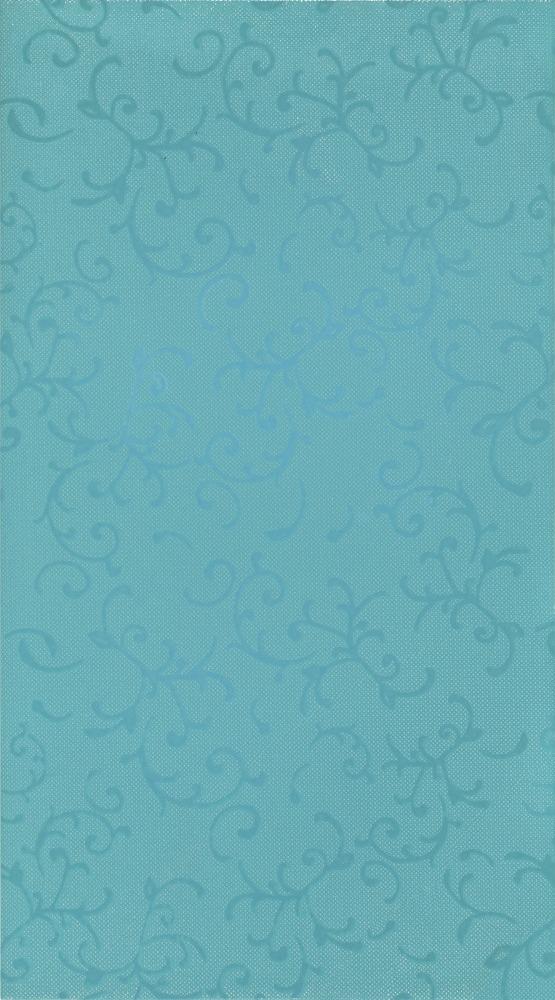 Плитка настенная АНАСТАСИЯ 25х45 бирюза