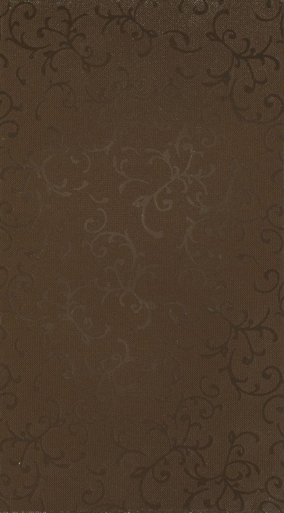 Плитка настенная АНАСТАСИЯ 25х45 шоколад