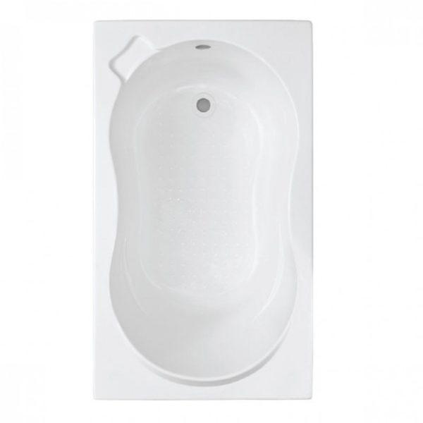 Ванна акриловая Камерон в комплектации стандарт