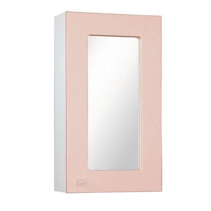 АКВАРЕЛЬ 45см цвет белый_розовый