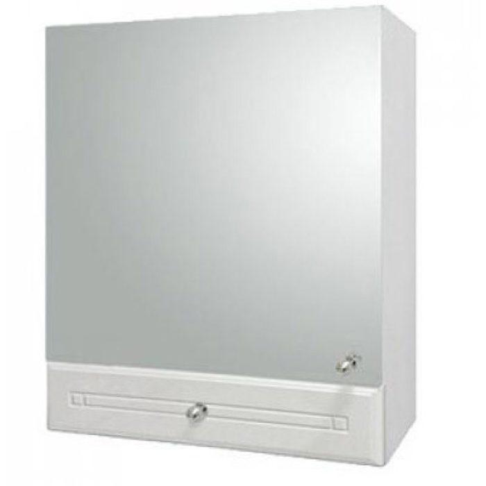 Зеркало-шкаф ВАЛЕНСИЯ 50см белый
