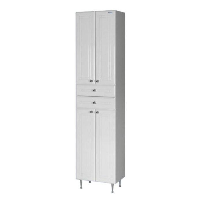 Шкаф-колонна ВАЛЕНСИЯ 45см белая
