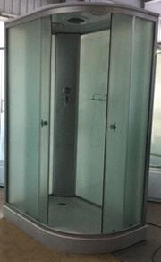 Душевая Кабина 285 W белое стекло (левая/правая)