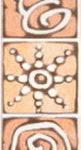 Фриз 3Н ракушки 200х62