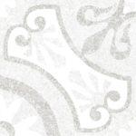 Светло-серый декор 2 200х600
