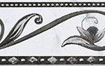 Argos nero бордюр 8х25