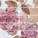 Бордюр Argos flowers 7,5х25