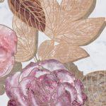 Декор Argos flowers-2 25x40