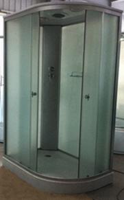 Душевая кабина 7191 W белое стекло (левая/правая)