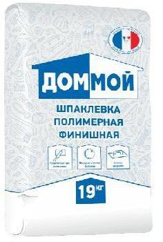 ДОММОЙ шпаклевка полимерная 19к