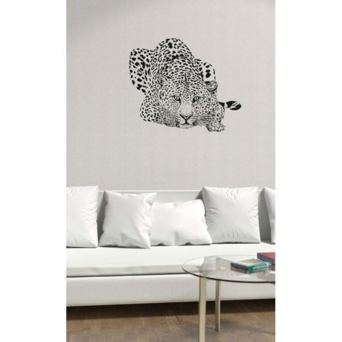 Белый бархат - Леопард