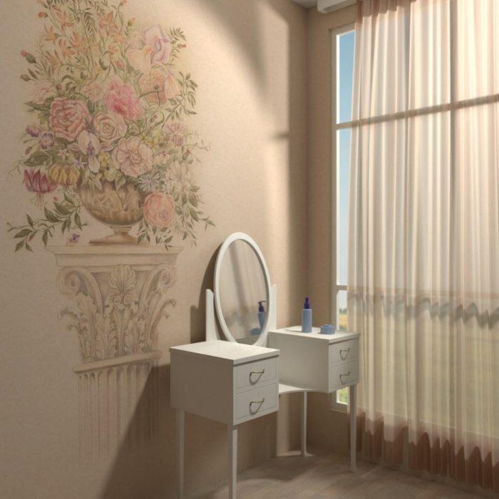 Орхидея кремовая - Ромарио